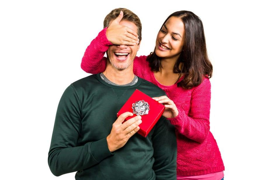 Spoil him with gifts from the heart