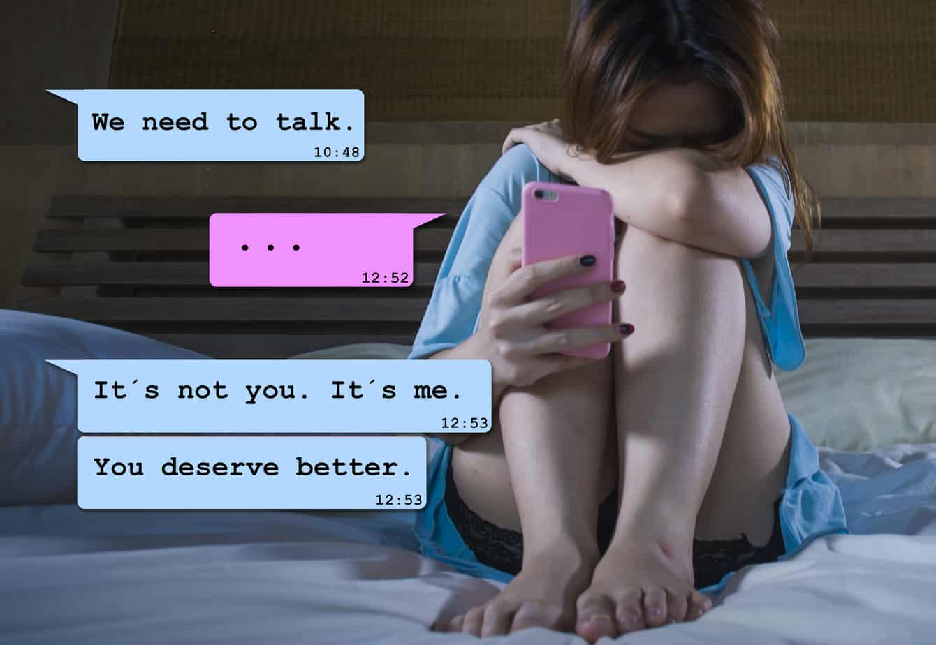 Breaking Up Over Text