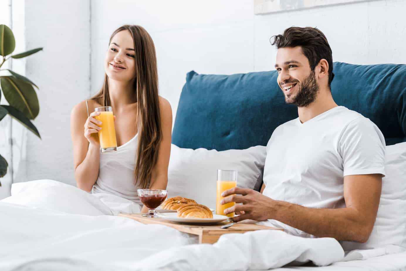 how to accept the past of your partner