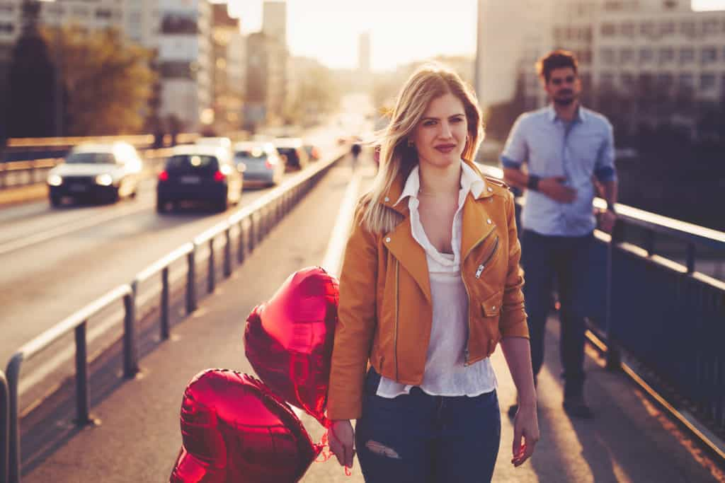 how to walk away from someone you love