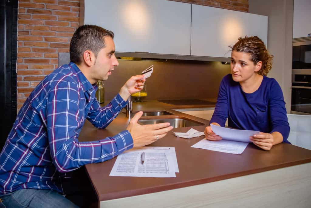 you may need to reach a compromise regarding finances