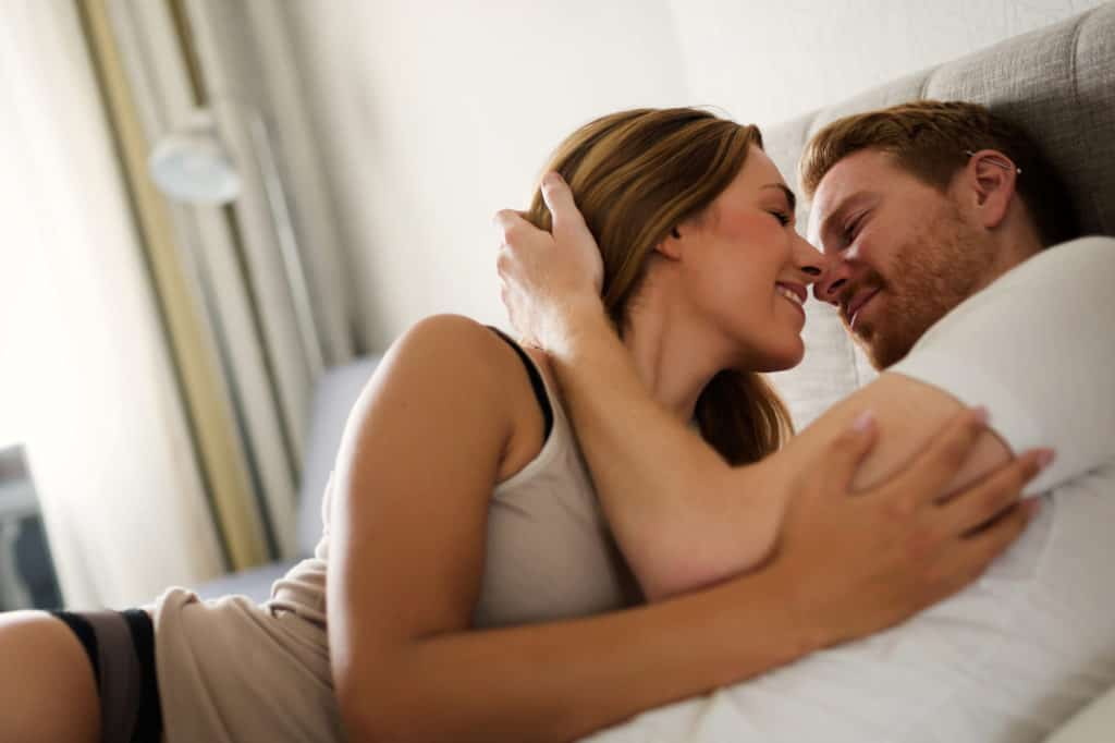 make time for intimacy with your husband