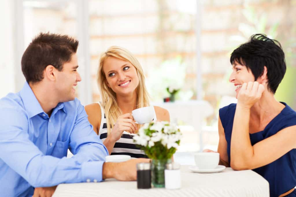 why you should bond with the in-laws