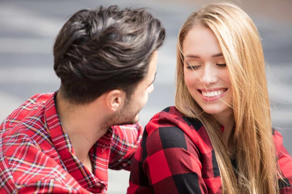 how to respond to the classic pickup lines that men use