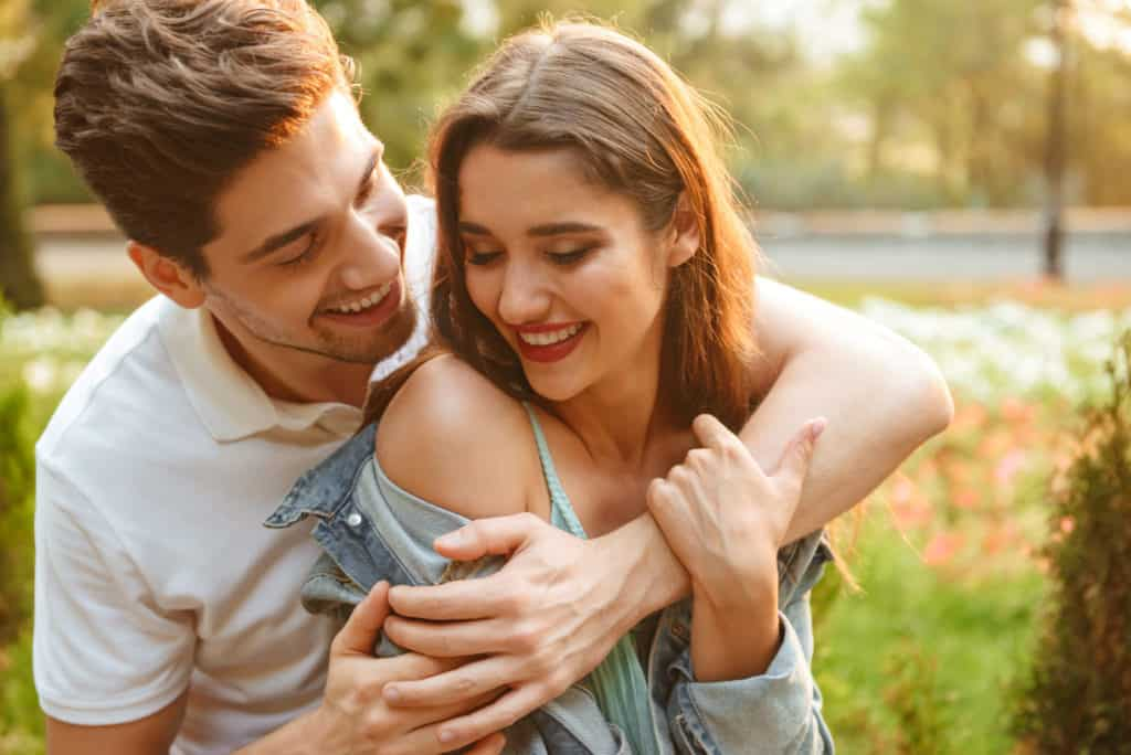 your partner encourages your vulnerability